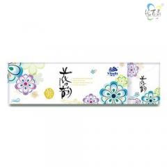 维达卫生纸花之韵系列3层手帕纸小包纸纸巾10包