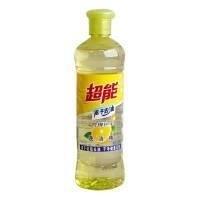 超能洗洁精 柠檬护手(500g)