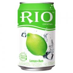 RIO锐澳 柠檬味 朗姆(罐装)330ml