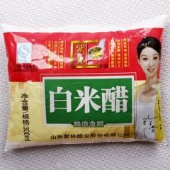 紫林袋装白醋(300ml)