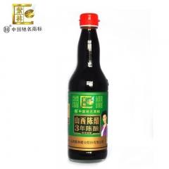 紫林陈醋 金牌陈醋(3年)500ml
