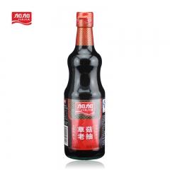 加加酱油 草菇老抽(500ml)