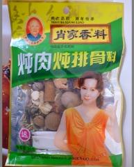 肖家香料 调料 炖肉炖排骨料(35g)