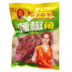 肖家香料 调料 辣椒角(40g)
