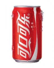 可口可乐 一瓶300ml 可口可乐