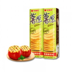 好丽友薯愿 104g 香焗番茄味