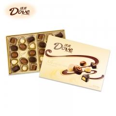 德芙 精心之选多种口味巧克力 280g