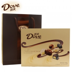德芙精心之选多种口味巧克力140g