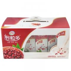 伊利谷粒多红谷250ml*12盒