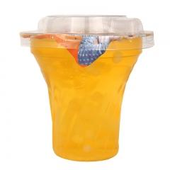 喜之郎果冻爽 218g 香橙杯