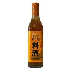 老才臣方瓶料酒500ml