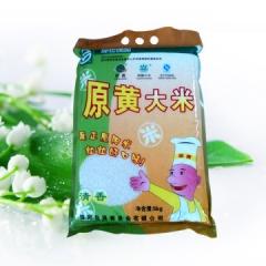 河南原阳大米 原黄大米  清香米 5kg