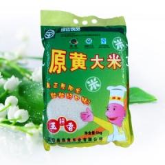 河南原黄大米  玉筋香   5kg