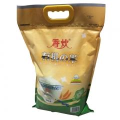 香炊有机米长粒香5kg
