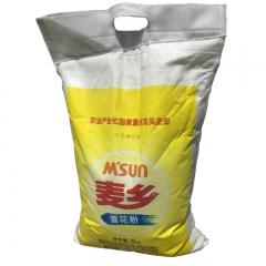 麦乡 面粉 5kg 雪花粉