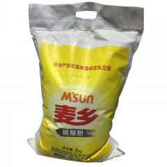 麦乡 面粉 5kg 精制粉