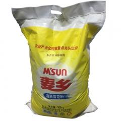 麦乡 高筋雪花粉10kg