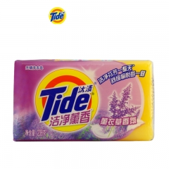 汰渍洁净熏香薰衣草香氛洗衣皂  238g