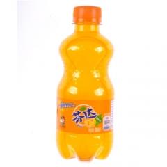 芬达 小瓶装 一瓶300ml 橙味