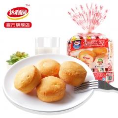 达利园 早餐面包糕点 250g/袋 草莓味 250g/10枚