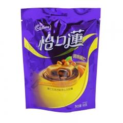 怡口莲 巧克力味夹心太妃糖 咖啡 90克