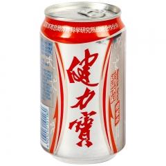 健力宝 橙蜜味 运动饮料 小时候的味道 一瓶 330ml