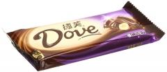 德芙榛子巧克力 80g 榛仁巧克力