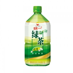 统一 绿茶 1L/瓶 一箱*8瓶 绿茶