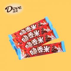 德芙 脆香米 牛奶巧克力 脆米心24g