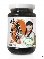 仲景牌香菇酱奥尔良味210g