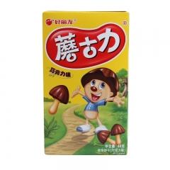 好丽友蘑菇力 牛奶巧克力 48g