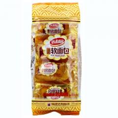 达利园法式软面包(香奶味)早点零食品 糕点 160g