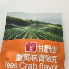 甘源牌青豌豆  蟹黄味