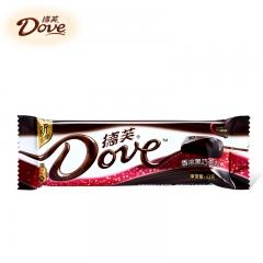 德芙巧克力 浓黑巧克力 43g