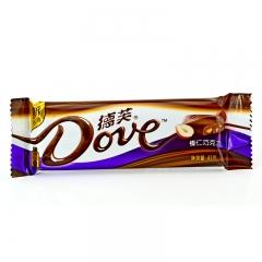 德芙巧克力 榛仁巧克力 43g