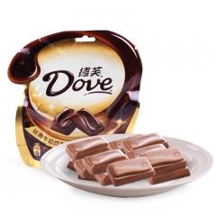德芙巧克力分享装 84g 牛奶巧克力 84g