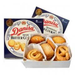 皇冠丹麦曲奇饼干 90g 葡萄干