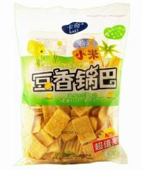 卡奇豆香锅巴 烧烤 300g