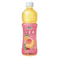康师傅水蜜桃果汁450ml果味饮料