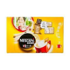 雀巢咖啡1+2奶香口味450克/30条盒装3合一速溶咖啡正品新包装升级