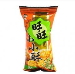 旺旺小小酥黑胡椒味 20g儿童休闲膨化零食