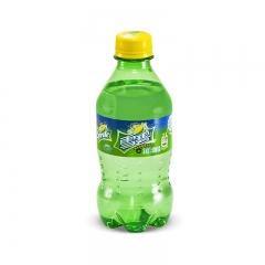 雪碧柠檬味汽水碳酸饮料随身装可口可乐产品 300ml 一瓶
