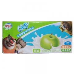 伊利QQ星儿童牛奶饮品原味 一箱(24瓶) 200ml