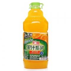 汇源 果汁 2.5L/桶 家庭朋友聚会必备 大瓶装 2.5L/桶 橙味