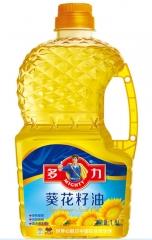 多力葵花籽油1.8L/瓶 非转基因食用油零胆固醇葵花籽