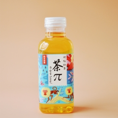 农夫山泉茶π派果味茶饮料 500ml/瓶 柠檬红茶
