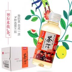 农夫山泉茶π派果味茶饮料 500ml/瓶 蜜桃乌龙