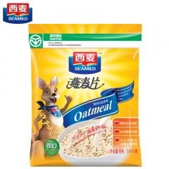 西麦 即食免煮纯燕麦片380克/袋 原味