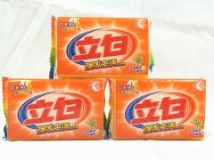 立白透明皂202g 强效去渍洗衣皂 天然椰油精华肥皂