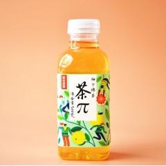 农夫山泉茶π派果味茶饮料 500ml/瓶 柚子绿茶